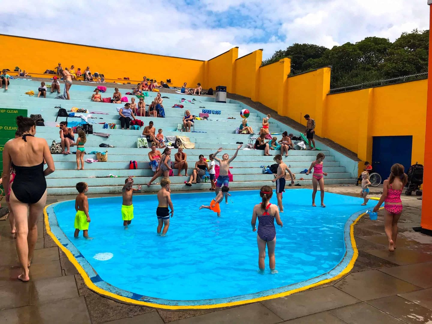 Splash pads and outdoor water play in and around Bristol