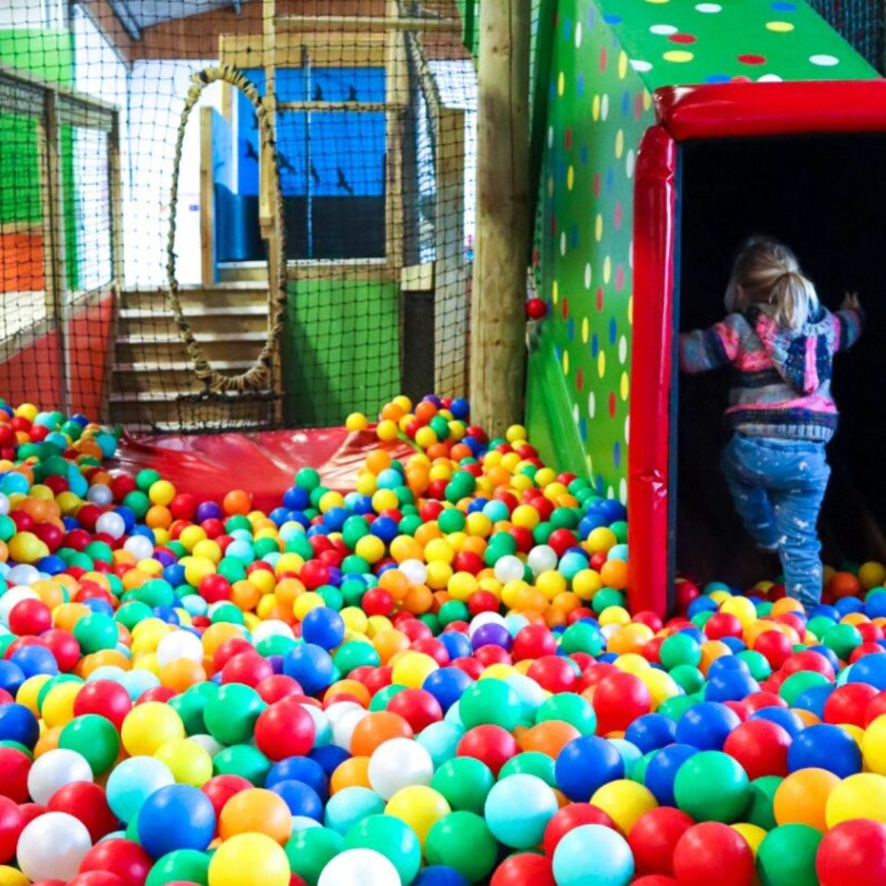 Best play centres, kids' cafes and soft plays in Bristol