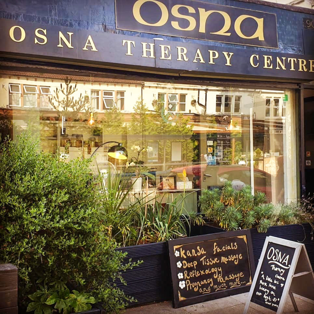 Review: Osna Therapy, massage in Bristol